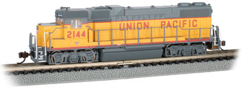 Bachmann 66854 N Union Pacific #2144 (without dynamic brakes) DCC w/Sound