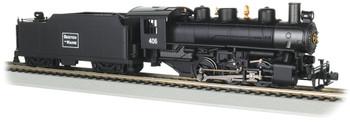 Bachmann 50406 HO Boston & Maine #406 - USRA 0-6-0 with Short Haul Tender