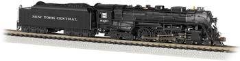 Bachmann 53652 N New York Central #5420 (As Delivered) 4-6-4 Hudson DCC w/Sound