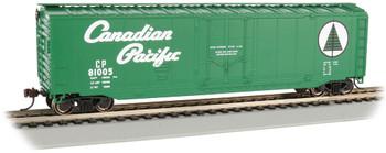 Bachmann 18034 HO Canadian Pacific - 50' Plug Door Box Car