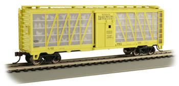 Bachmann 15904 HO Stentz Palace Poultry Car #5141 - Poultry Transport Car