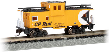 Bachmann 70764 N CP Rail #434109 - 36' Wide-Vision Caboose