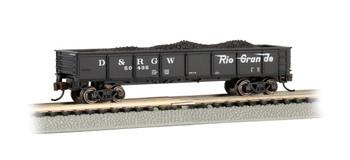 Bachmann 17254 N D&RGW #50435 - 40' Gondola