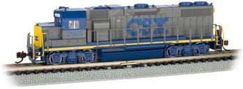 Bachmann 66852 N CSX #2503 - YN1 Scheme (with dynamic brakes) DCC w/Sound