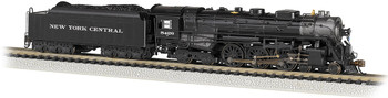 Bachmann 53653 N New York Central #5426 (As Delivered) 4-6-4 Hudson DCC w/Sound