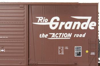 Bachmann 18204 HO Rio Grande - Hi-Cube Box Car