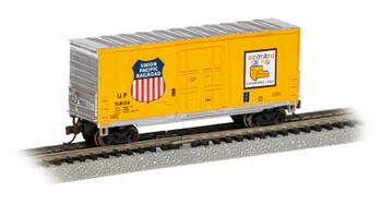Bachmann 18254 N Hi-Cube Box Car - Union Pacific #518126