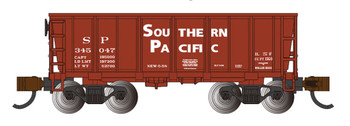 Bachmann 18656 N Southern Pacific #345047 - Oxide Red - Ore Car