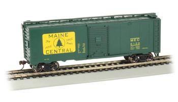 Bachmann 17011 HO Maine Central #5527 40' Box Car