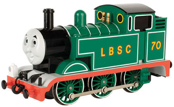 Bachmann 58739 HO Thomas the Tank Engine - LBSC 70 (with moving eyes)