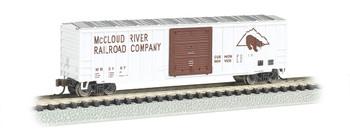 Bachmann 19660 N McCloud River - ACF 50.5' Outside Braced Box Car