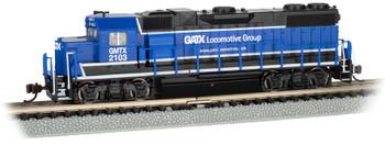 Bachmann 66853 N GMTX #2103 (with dynamic brakes) DCC w/Sound