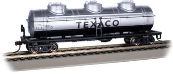 Bachmann 17112 HO Texaco #7518 - 40' Three-Dome Tank Car