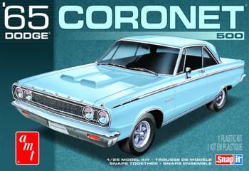 AMT 1176 1:25 1965 Dodge Coronet (Snap) Model Kit