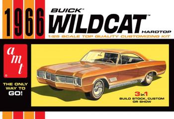 AMT 1175 1:25 1966 Buick Wildcat Model Kit