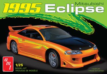AMT 1089 1:25 1995 Mitsubishi Eclipse Model Kit