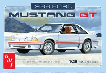 AMT 1216 1:25 1988 Ford Mustang Model Kit