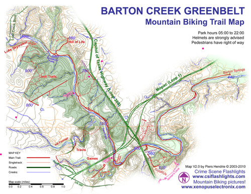 Barton Creek Greenbelt
