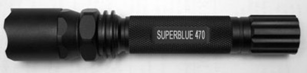 470nm flashlight