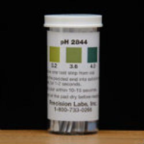 wine pH paper