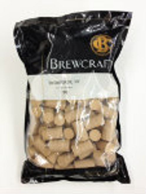 100 count of synthetic wine corks.  Fits all commercial bottles.