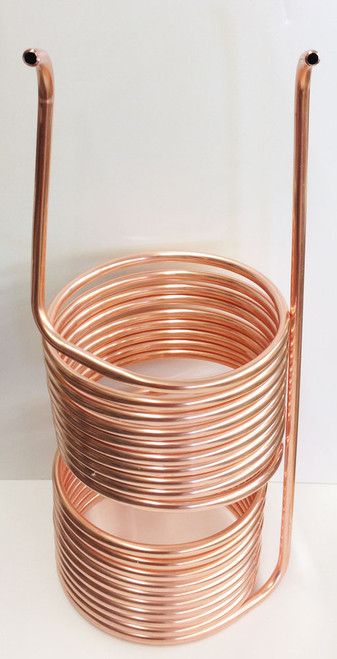 Copper Immersion Chiller