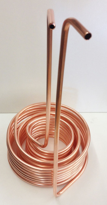Triple Coil Copper Immersion Chiller