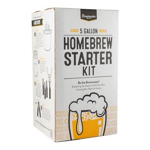5 Gallon Home Brew Starter Kit - Beer