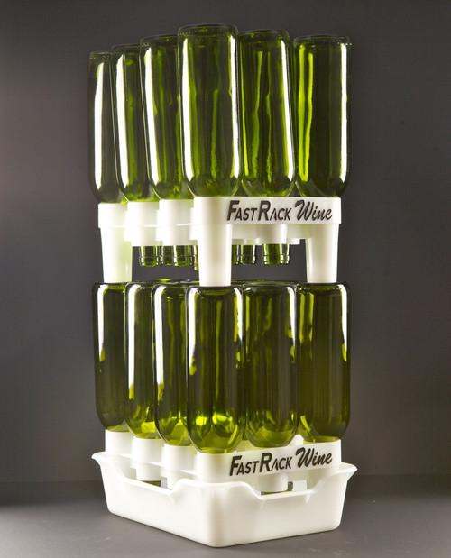 FastRack 12 - 2 racks & 1 Tray combo