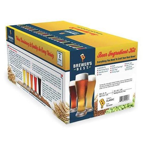 New England Hazy Wheat BB