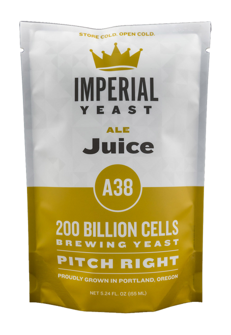 Imperial Yeast Juice  A38