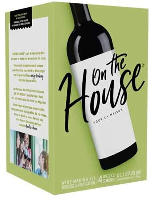 On the House California Red