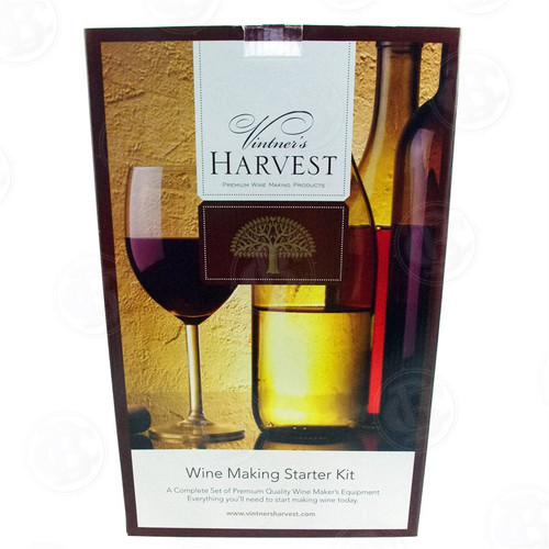 VINTNER'S HARVEST WINE STARTER KIT