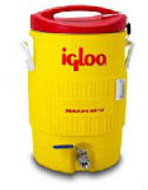 10 Gallon Hot Liquor Tank with SS Ball Vale