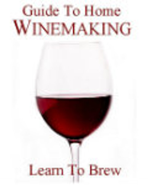 Guide to Home Wine Making Instructional DVD