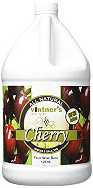 Vintner's Harvest Cherry Wine Base, 128 oz
