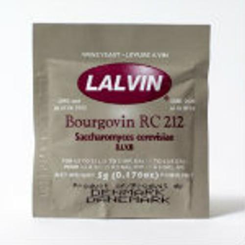 Lalvin RC212 Wine Yeast 5 g