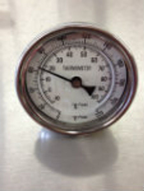 """6"""" Probe Thermometer w/ 3"""" Dial"""