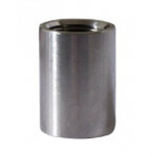 """Stainless Steel - 1/2"""" Coupling"""