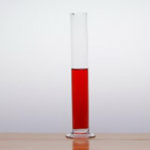 "Test jar, Glass  12"""
