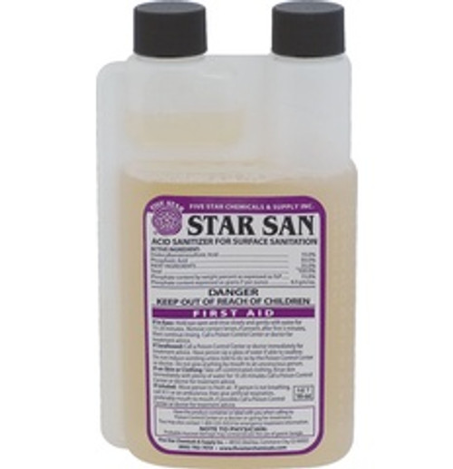 Sanitizer - Star San 16 oz