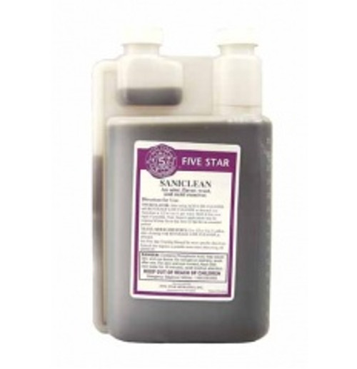 Sanitizer - Saniclean 16 oz