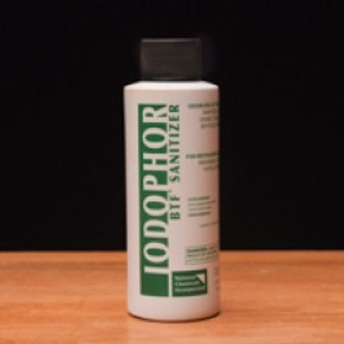 Sanitizer - BTF Iodophor 4 oz