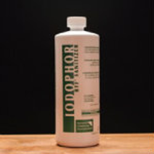 Sanitizer - BTF Iodophor 32 oz