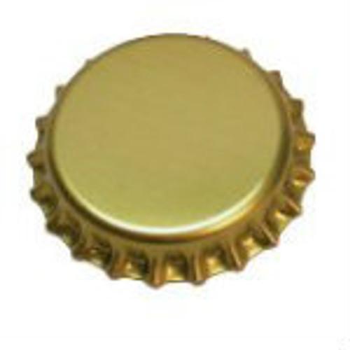 Oxygen Absorbing Bottle Caps - Gold (144 count)
