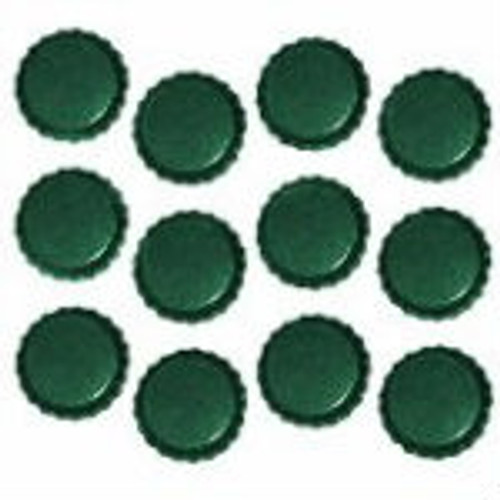 Oxygen Absorbing Bottle Caps - Green (144 count)