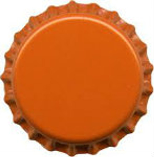Oxygen Absorbing Bottle Caps - Orange (144 count)