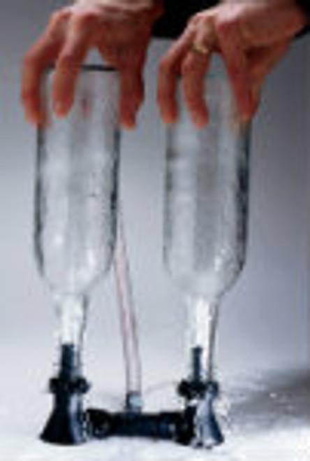 Blast Bottle Washer - Double