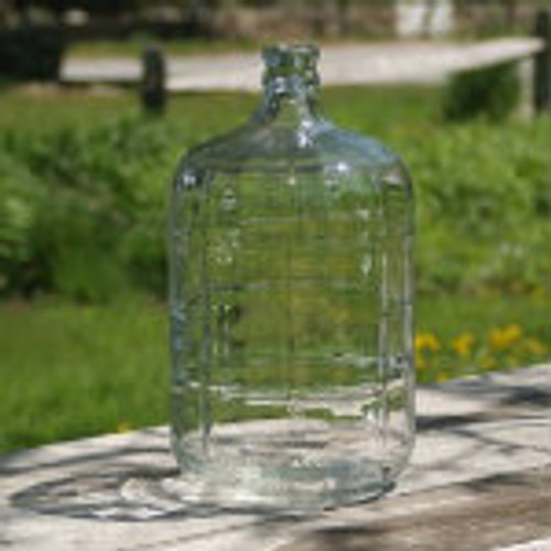 Carboy  - 3 Gallon Glass