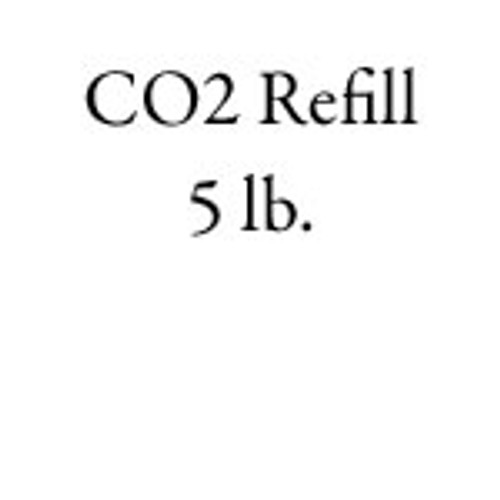 We Fill CO2 Tanks